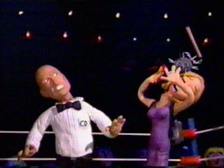 Celebrity deathmatch on mtv